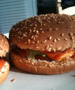 #54 hamburgers